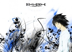 Wallpapers Manga death note L