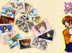 Fonds d'écran Manga Album photo