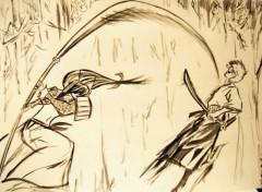 Fonds d'écran Art - Peinture sdk akira