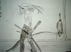 Fonds d'écran Art - Peinture Shin natsume