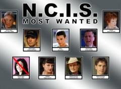 Fonds d'écran Séries TV NCIS Most Wanted