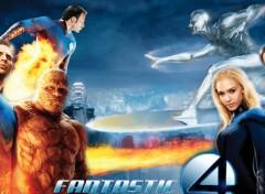 Wallpapers Movies FANTASTICS 4 II