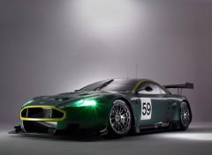 Fonds d'écran Voitures Aston Martin DB9 Lm Edition