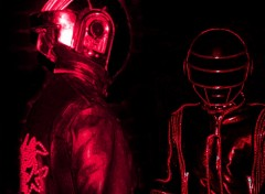 Wallpapers Music Daft Punk Alive 07