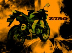 Wallpapers Motorbikes Z750
