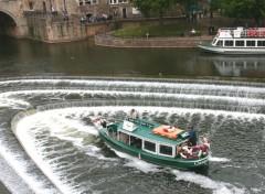 Fonds d'écran Voyages : Europe Un des canaux de Bath Angleterre