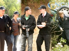 Fonds d'écran Séries TV NCIS Team