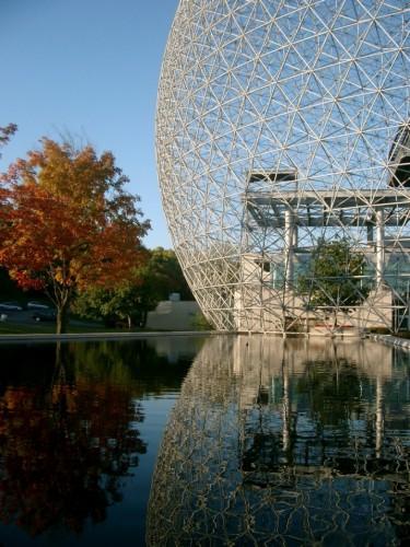 Wallpapers Trips : North America Canada Montréal - Biosphère