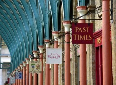 Wallpapers Trips : Europ Londres - Coven Garden