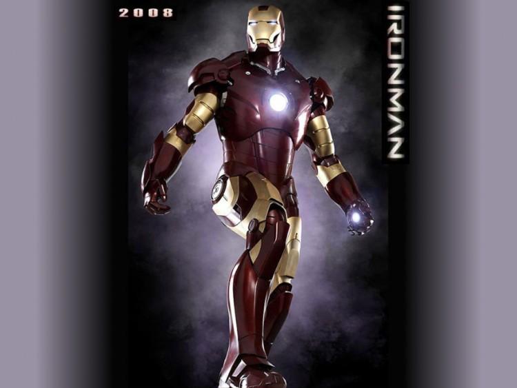 Fonds d'écran Cinéma Iron Man Futur gros carton... Enfin peut-être...