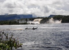 Wallpapers Nature Lagune de Canaima