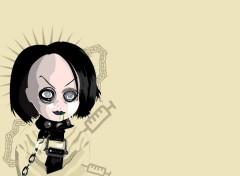 Wallpapers Digital Art Living Dead Dolls-Sybil