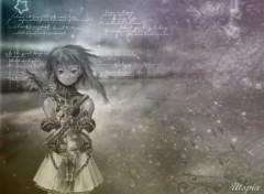 Fonds d'écran Manga Ange dechu Utopia