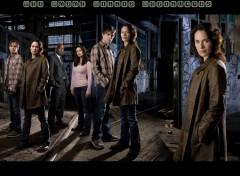 Fonds d'écran Séries TV The Sarah Connor Chronicles