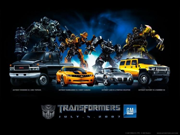 Transformers Wallpaper N°175977