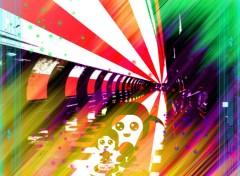 Wallpapers Digital Art A long road
