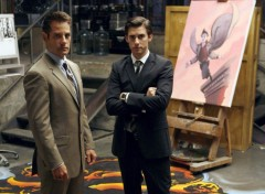 Fonds d'écran Séries TV Heroes Petrelli's brothers
