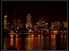Wallpapers Trips : North America nuit a montreal