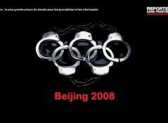 Fonds d'écran Sports - Loisirs Beijing 2008 RSF