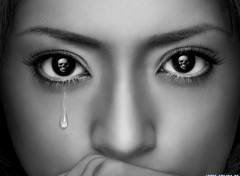 Fonds d'écran Célébrités Femme Ayumi Dead Eyes