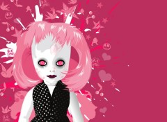 Wallpapers Digital Art Living Dead Dolls-Dottie Rose