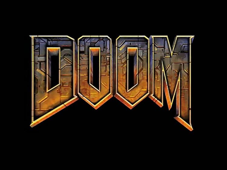 Fonds d'écran Jeux Vidéo Doom Doom Logo