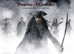 Wallpapers Movies P.D.C. Jusqu'au bout du monde/Jack Sparrow