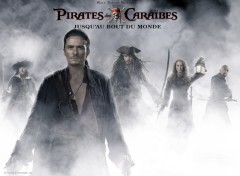 Wallpapers Movies P.D.C. Jusqu'au bout du monde/Will Turner