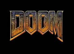 Fonds d'écran Jeux Vidéo Doom Logo