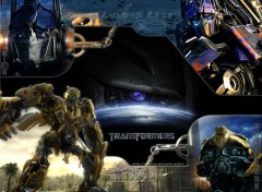 Wallpapers Movies Optimus et Bumblebee 2