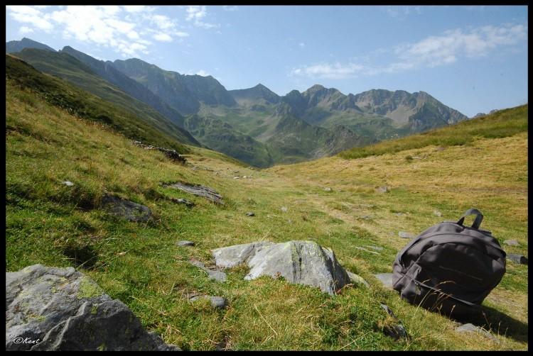 Fonds d'écran Voyages : Europe France > Hautes-Pyrénées Lac d'Ourrec