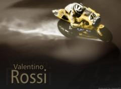 Fonds d'écran Motos Valentino Rossi