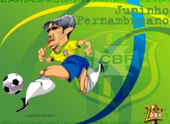 Wallpapers Sports - Leisures juninho en comique