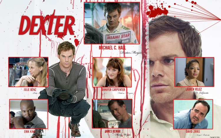 Wallpapers TV Soaps Dexter Dexter