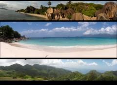 Fonds d'écran Nature Seychelles