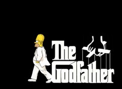 Fonds d'écran Dessins Animés Da new Godfather