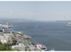 Fonds d'écran Voyages : Amérique du nord Québec depuis sa citadelle