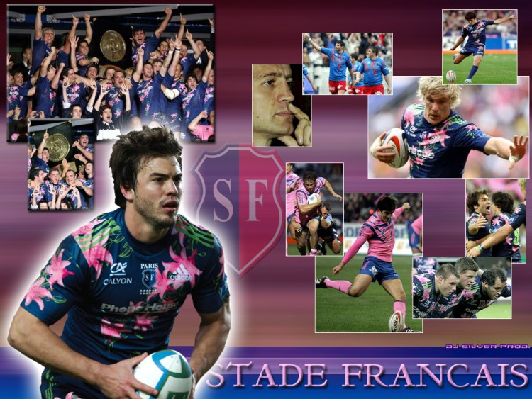 Wallpapers Sports - Leisures Rugby Stade Français