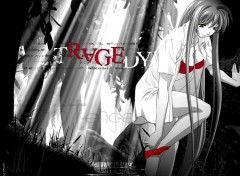 Wallpapers Manga tRAGEdy vol2