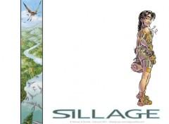 Fonds d'écran Comics et BDs Sillage Navis