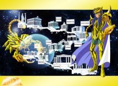 Fonds d'écran Manga milo