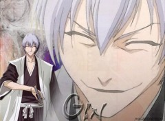 Fonds d'écran Manga gin