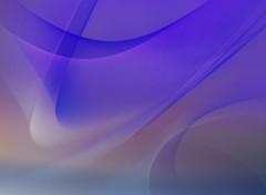 Fonds d'écran Art - Numérique rêve bleu de Jami