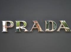 Fonds d'écran Grandes marques et publicité Prada