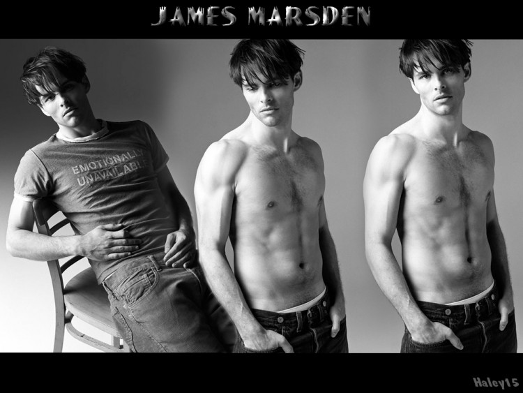 Fonds d'écran Célébrités Homme James Marsden James Marsden