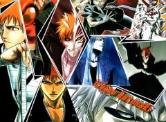 Wallpapers Manga ichigo