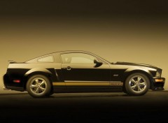 Fonds d'écran Voitures Ford Mustang Shelby GT-H