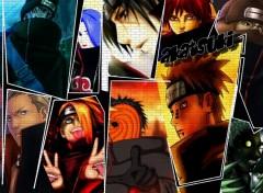 Fonds d'écran Manga akatsuki