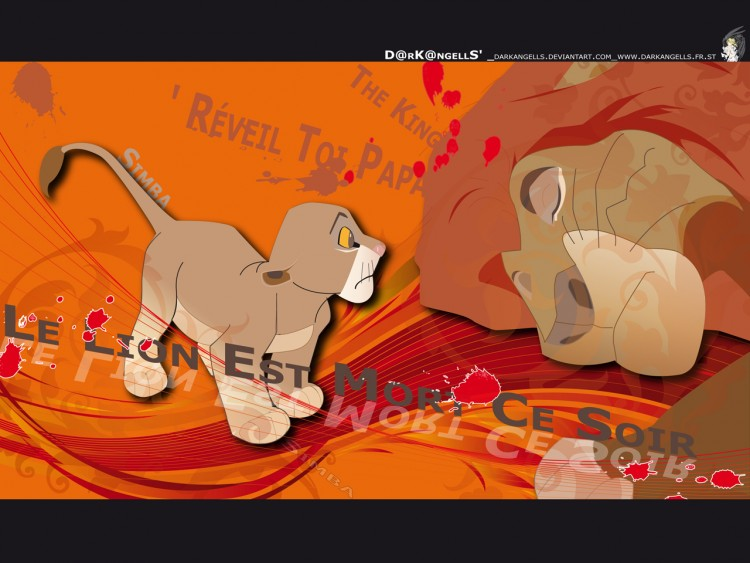 Image result for image lion est mort ce soir