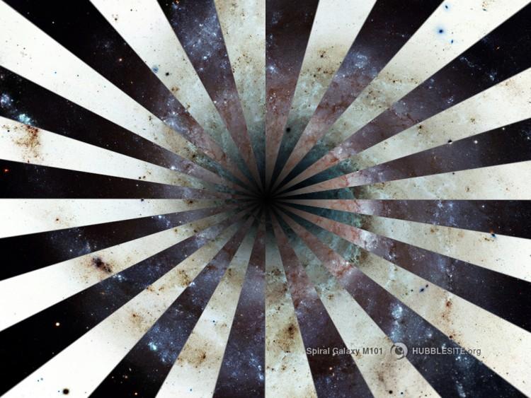 Wallpapers Space Stars - Nebulae La galaxie Spirale